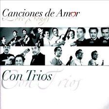 Various Artists-Canciones De Amor... Con Trios CD NEW