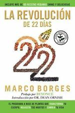 La revolución de 22 días: El programa a base de plantas que TRANSFORMA-ExLibrary
