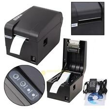 58mm Mini Receipt Printer Thermal Bar Code Label Maker Clothing Label Print