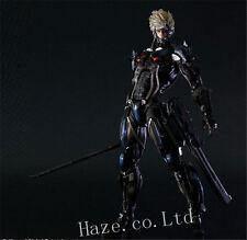 Metal Gear Solid Rising Revengeance Raiden Figura Figurilla Modelo