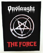 ONSLAUGHT BACKPATCH / SPEED-THRASH-BLACK-DEATH METAL