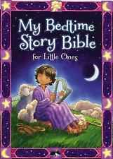 My Bedtime Story Bible for Little Ones by Jean E. Syswerda (2016, Board Book)