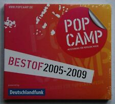Pop Camp Best Of 2005-09 2CD Sealed Jupiter Jones Erik & Me