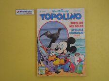 J 5225 RIVISTA A FUMETTI WALT DISNEY TOPOLINO N 1849 DEL 1991