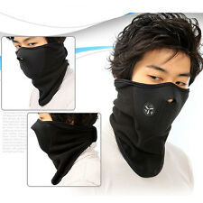 New Bike Outdoor Bicycle Neck Veil Cycling Guard Sport Warm Face Mask blue AB