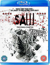 BLU-RAY 3D  SAW THE FINAL CHAPTER      BRAND NEW SEALED UK STOCK