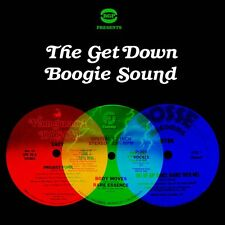 The Get Down Boogie Sound (CDBGPD 267)