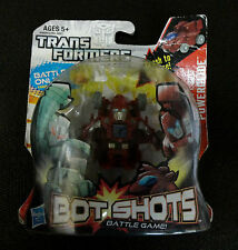 Transformers Powerglide Bot Shots Battle Game Series 1 Vehicle New