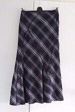 Size 8 R PER UNA SPEZIALE Purple Skirt lined VGC Tag still Attached (98)