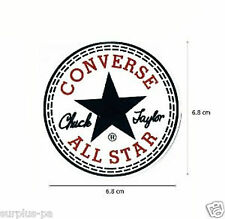 CONVERSE Car Styling Decor Sticker Auto Laptop Sticker  BMX SURF WAKE SKATE