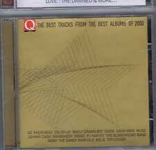 U2 / RADIOHEAD / COLDPLAY / BADLY DRAWN BOY / OASIS Best tracks from 2000 Q CD