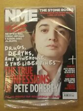 NME APRIL 7 2012 DRAKE ODD FUTURE PETE DOHERTY THE STONE ROSES ARCTIC MONKEYS