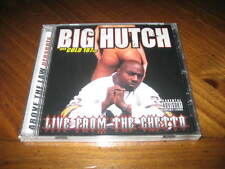 Big Hutch - Live from the Ghetto West Coast Rap CD aka Cold 187um Above the Law