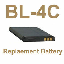 NEW BL-4C BATTERY 800 MAH For Nokia 6170 6260 6300 6136