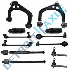 NEW 12pc Complete Front Suspension Kit Dodge Charger & Magnum, Chrysler 300C RWD