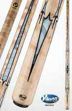 Viking A869 White Pearl Inlay Pool Cue w/ ViKORE Shaft w/ FREE shipping