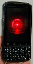 Motorola Verizon Droid Pro XT610 Android Cell Phone 3G WiFi video keyboard -C-