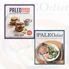 Daniel Green Collection 2 Books Set Pack Paleo Monday to Friday,The Paleo Diet