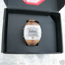 POLAR FT4 Heart Rate Monitor watch only BRONZE ~ mint condition