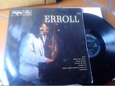"LP 12"" ERROLL FEATURING ERROLL GARNER HIGH FIDELITY JAZZ EMARCY 1957 ITALY VG+"