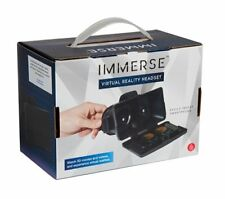 Immerse VIRTUAL REALITY HEADSET watch 3D Movies VIDEOS on SMART PHONE Thumbs UP