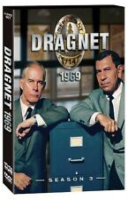 Dragnet: Season 3 [4 Discs] DVD Region 1
