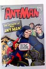 The Return Of The Ant-Man Panel TIN SIGN metal poster wall decor marvel NEW