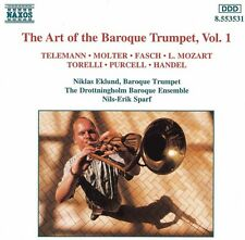 Art - Art Of Baroque Trumpet (1996, CD NIEUW)