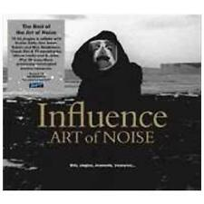 ART OF NOISE-BEST OF-INFLUENCE-CD (2) UNION SQRE NEW