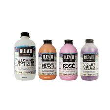 Bleach LONDON COLORI-pesca/rosa/viola - 3 x 150ml + Liquido Di Lavaggio Out