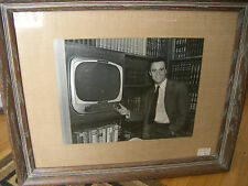 Vintage Photograph of  JACK LEMMON by Zenith TV, Attributed to Robert Coburn