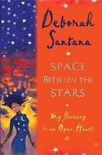 Deborah Santana~SPACE BETWEEN THE STARS~SIGNED 1ST/DJ~NICE COPY