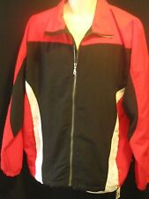 NWT Kobe Red  EXCELLENCE IN TEAM  SPORTSWEAR Men's  Jacket Size Small