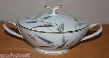 VINTAGE R C ROYAL CROCKERY NORITAKE 227 JOY MADE IN JAPAN SUGAR BOWL WITH LID