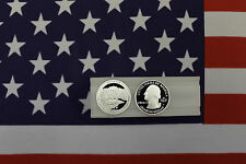 2011 S Silver Quarter Proof Roll - Olympic - ATB - 40 quarters - 25c