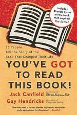 YOU'VE GOT TO READ THIS BOOK! J.Canfield BRAND NEW BOOK Best Price on EBAY!