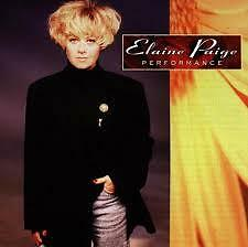 Performance by Elaine Paige (CD, Feb-1997, Camden) VGC