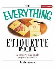 Leah Ingram - Everything Etiquette Boo 2e (2005) - Used - Trade Paper (Pape