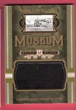 WWII GERMAN KRIEGSMARINE TUNIC RELIC CARD 16 GOODWIN CHAMPIONS MUSEUM COLLECTION