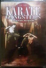 Karate Gangster (DVD, 2008)