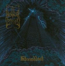 DIMMU BORGIR Stormblåst CD NIHIL12CD UK PDO WATERFALL BACK COVER