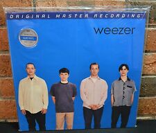 WEEZER - Blue Album/ ST, 2LP Audiophile BLUE MARBLED COLORED VINYL Numbered NEW