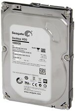 Seagate Barracuda 1TB Hard Drive 7200.14 (7200rpm) SATA 64MB (ST1000DM003)