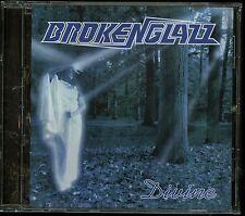 Broken Glazz Divine + Demo 1990 CD new Thrash Metal