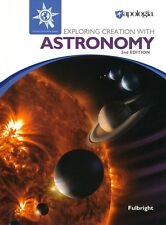 Apologia Young Explorers Exploring Creation w Astronomy Textbook NEW 2nd Edition