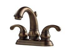 Price Pfister F048-DV00 Treviso Double Handle Bath Faucet, Velvet Aged Bronze