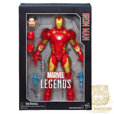 "IRON MAN - Hasbro Marvel Legends 12"" Collector Series Action Figure - IN STOCK"