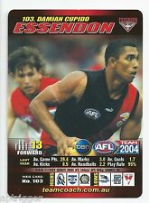 2004 Teamcoach (103) Damian CUPIDO Essendon