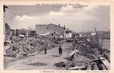 MONTAUBAN 13 grandes inondations du midi de 1930 quai sapiacou éd bouzin