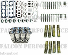 Chevy/GMC 5.3/5.3L Cylinder Head Gasket Set+Bolts+AFM DOD Lifters Kit 05-09